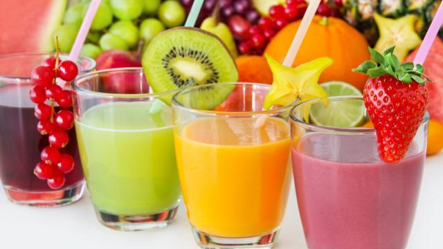 Frullati di frutta e verdura, cinque mix dietetici: melone per la ritenzione idrica