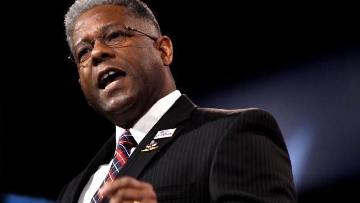 Former U.S. Rep. Allen West hospitalized with severe injuries after motorcycle crash