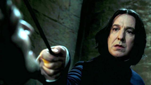 Harry Potter, J.K Rowling spiega il nome di Severus Piton: 'ispirato a una strada'