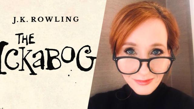 J.K. Rowling pubblica online un nuovo libro per bambini intitolato The Ickabog