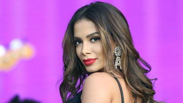 Anitta teve encontro picante com Luan Santana, afirma colunista