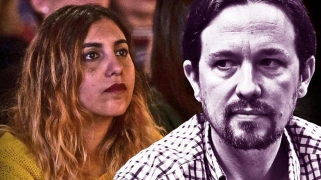 Pablo Iglesias es acusado de guardar por tres años un USB con archivos privados de Dina