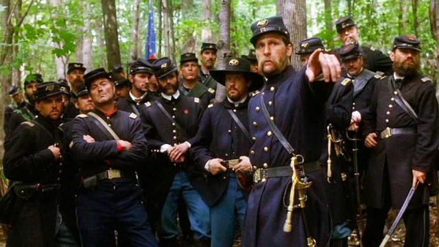Five Great American Civil War Films