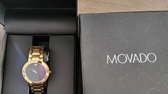 '90 Day Fiancé': Annie gave David a Movado wristwatch for his birthday