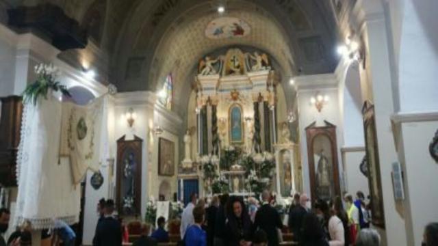 Sorso (SS), Festa della Madonna Noli Me Tollere: celebrazione molto partecipata