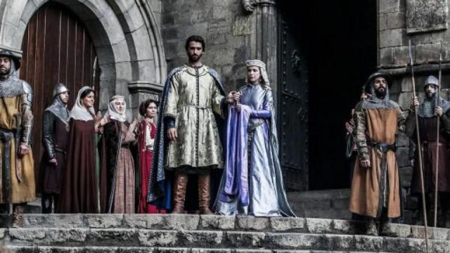 La cattedrale del mare, 2 giugno: trama terza puntata: Arnau sposa Elionor
