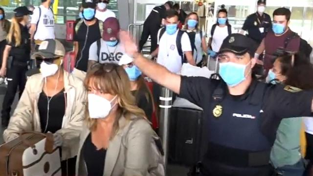 Supervivientes 2020: la Policía intervino al llegar los concursantes