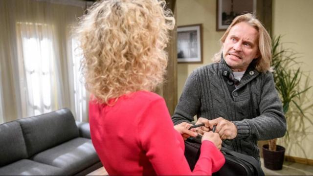 Tempesta d'amore, anticipazioni tedesche: Natascha impegnata a far disintossicare Michael