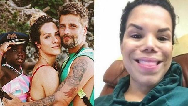 Bruno Gagliasso pede indenização a Day McCartty por injúria racial contra a filha Títi