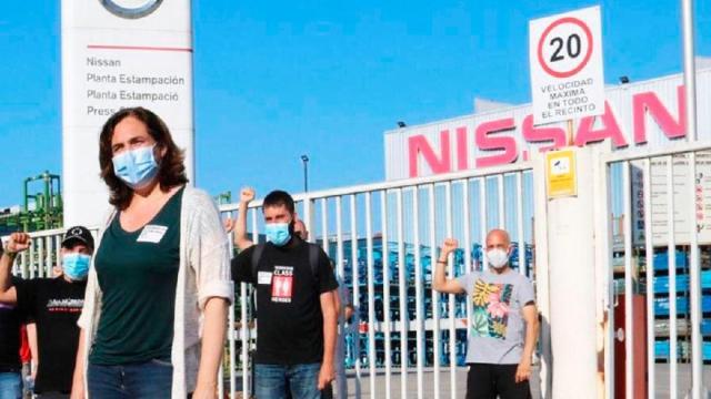 Nissan: la número 2 de Colau pidió no reactivar el sector del automóvil