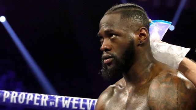 Deontay Wilder critica Tyson: 'Ha affrontato solo due grandi pugili e lo hanno battuto'