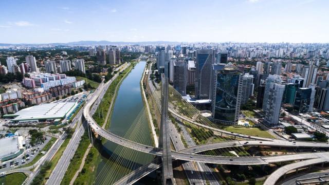 Cidade de São Paulo prolonga quarentena