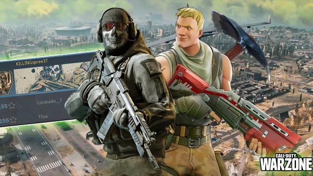 'Fortnite' community reacts as Tfue starts playing Call Of Duty Warzone