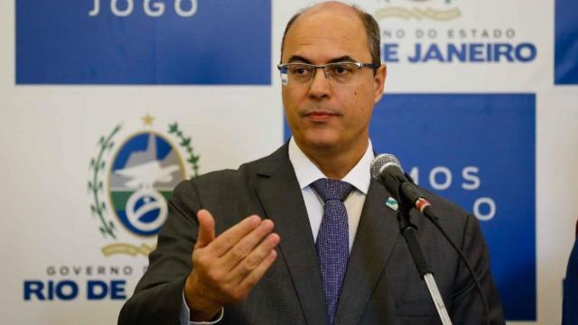 Wilson Witzel dispara: 'Bolsonaro acha que eu persigo os filhos dele'