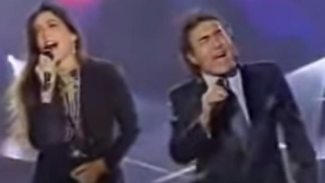 Cecchi Paone su Albano e Romina: 'Telenovela infinita'