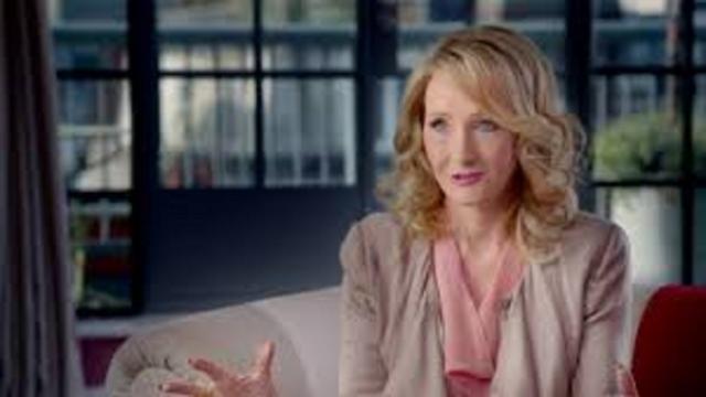 J.K. Rowling sort un conte pour enfant