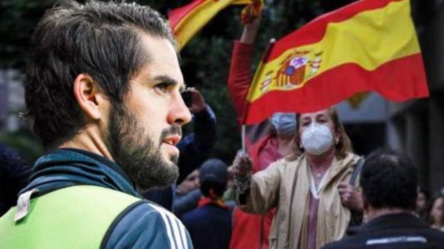 Real Madrid: Polémico 'me gusta' de Isco Alarcón al tuit 'cayetanos bastardos'