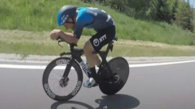Ciclismo, Victor Campenaerts batte il suo record di potenza con un esperimento