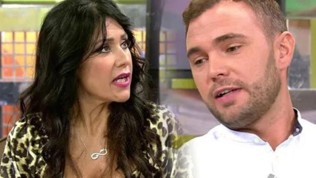 Maite Galdeano y Christian son los primeros concursantes en 'La casa fuerte'