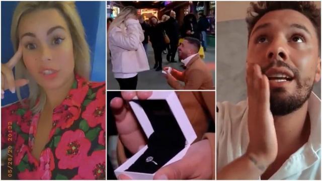 Kevin (LMAC) raconte comment Carla a failli rater sa demande en mariage