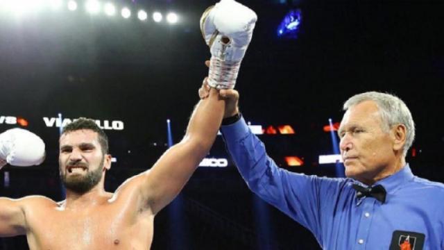 Guido Vianello torna sul ring a Las Vegas il 9 giugno