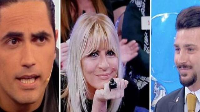 Biagio D'Anelli contro Sirius: 'È felicemente fidanzato'