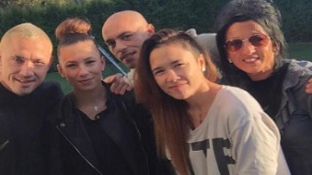 Lutto per Radja Nainngolan: si è spenta la giovane nipote