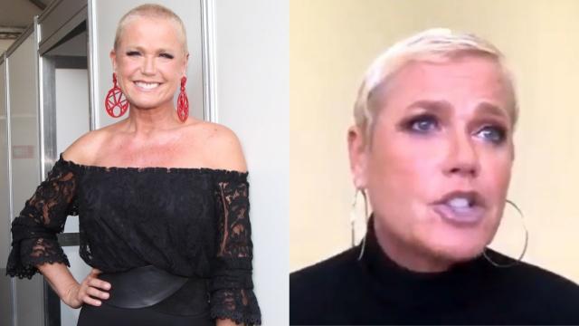 A apresentadora confessa que não gostou de ter falado mal da emissora carioca.