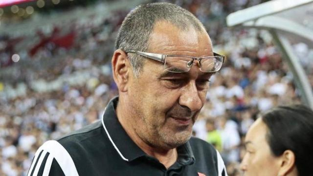 Juventus, possibile la riconferma di Sarri per mancanza di tempo fra le due stagioni