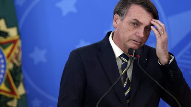 Abin diverge de Bolsonaro sobre isolamento social por conta do coronavírus, diz jornal