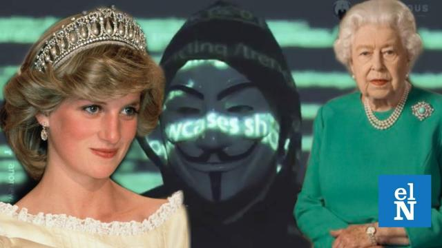 Según Anonymous, lady Di habría sido asesinada por la realeza británica