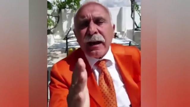 Il generale Pappalardo attacca Vasco Rossi: 'Ti devi pulire la bocca con l'acido'