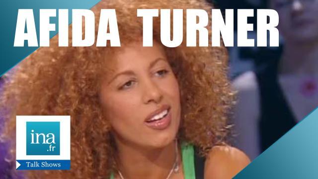 Afida Turner vient d'annoncer sa candidature pour les présidentielles 2022 en France