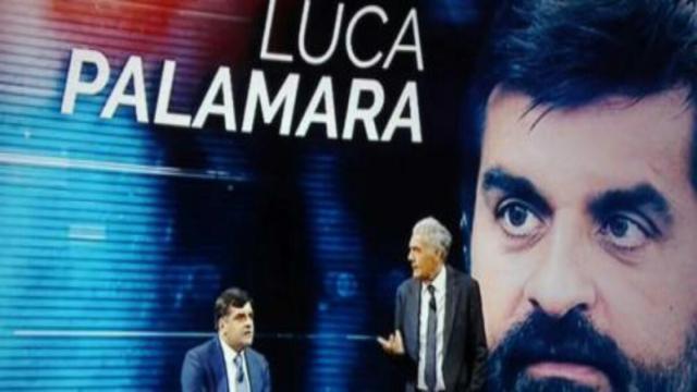 Giletti intervista Palamara a Non è l'Arena, il magistrato: 'Oggi non posso più mentire'