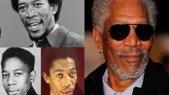 El actor Morgan Freeman, tiene como hobby la acupuntura