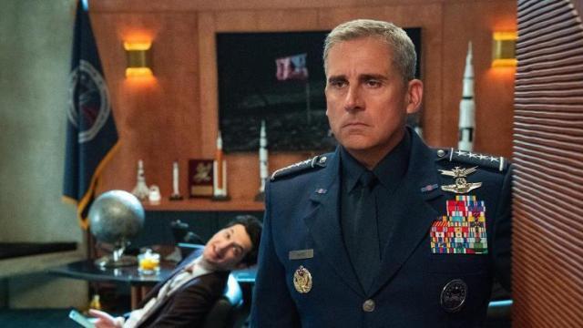 'Space Force', nova série da Netflix, divide opiniões