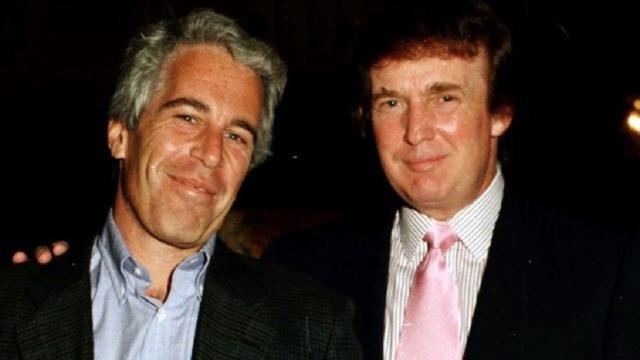 Anonymous denuncia a Trump vinculado a Jeffrey Epstein y una red de trata de menores