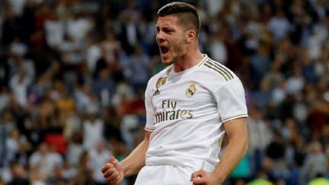 Luka Jovic, possibile derby di mercato tra Inter e Milan per il serbo del Real Madrid