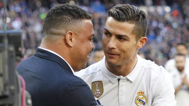 Ronaldo, la sua Top 5 dei fenomeni attuali: primo Messi e secondo Salah, non c'è CR7