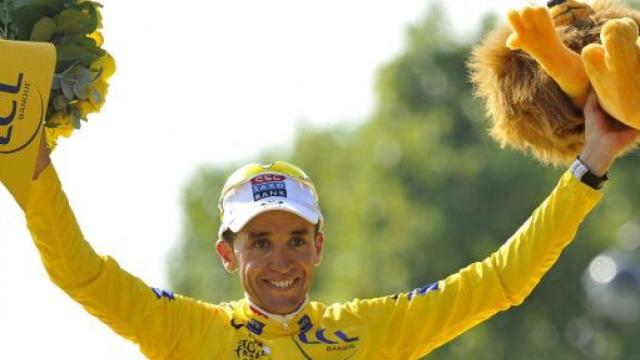 Armstrong su ESPN: 'Carlos Sastre non era un campione degno del Tour de France'