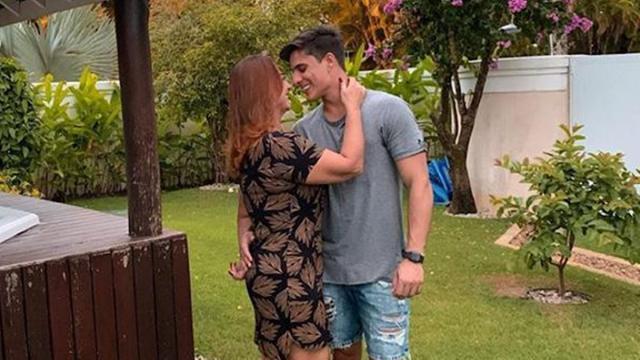 Segundo colunista, surto do namorado de mãe de Neymar contou com sangue e gritaria