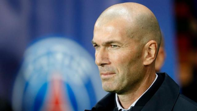 Mercato PSG : Zinedine Zidane, la 'vengeance' de Paris contre le Real Madrid