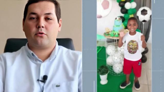 Sérgio Hacker, patrão da mãe de menino que caiu do 9º andar, se diz 'abalado'