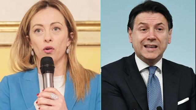 Giorgia Meloni ha parlato del suo rapporto con il premier Giuseppe Conte