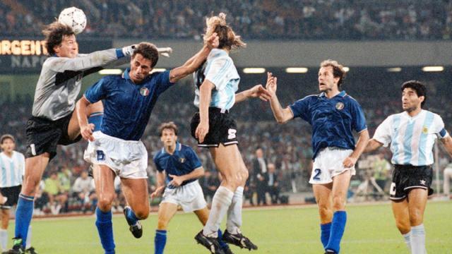 Riccardo Ferri ricorda Italia-Argentina del '90: 'Quel match mi toglie ancora il sonno'