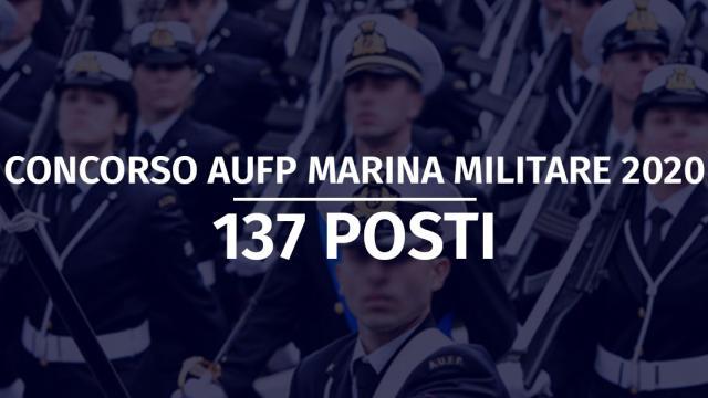 Marina Militare, bando per 137 allievi ufficiali: domande entro il 16 luglio