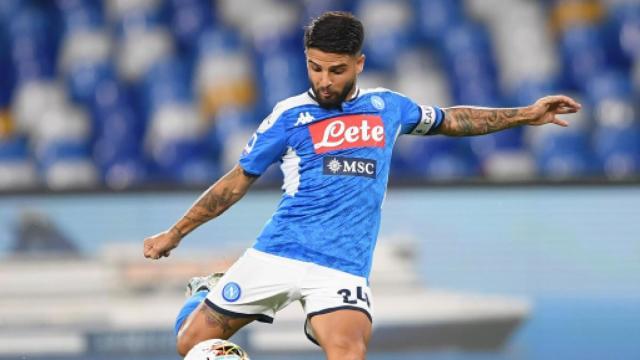 Napoli, Insigne: 'Mi ispiravo a Del Piero da ragazzino'