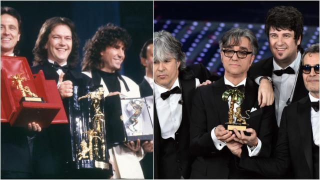 Festival di Sanremo, 8 gruppi musicali che hanno conquistato la vittoria: Stadio e Pooh