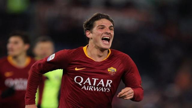 Calciomercato Inter: i nerazzurri avrebbero messo nel mirino Zaniolo della Roma