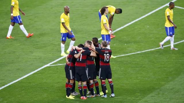 Por onde andam cinco jogadores brasileiros que estavam em campo no fatídico 7 a 1